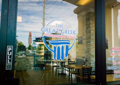 The Great Greek Grill